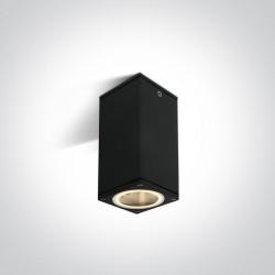 One Light lampa sufitowa kostka Zovo R 67130DD/B IP54