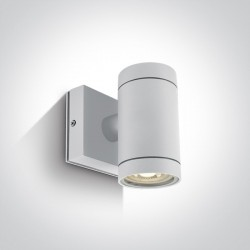 One Light kinkiet biały Lido K1 67130E/W IP54