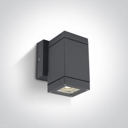 One Light kinkiet zewnętrzny Avoros K1 67130F/AN IP54