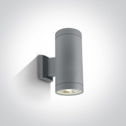 One Light kinkiet szary Stromi 67132/G IP54
