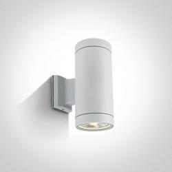 One Light kinkiet biały Stromi 67132/W IP54