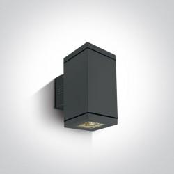 One Light kinkiet zewnętrzny antracyt Stromi K2 67132A/AN IP54