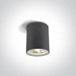 One Light lampa sufitowa 75W Stromi S 67132C/AN IP54