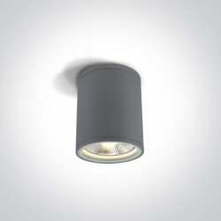 One Light lampa sufitowa 75W Stromi S 67132C/G IP54