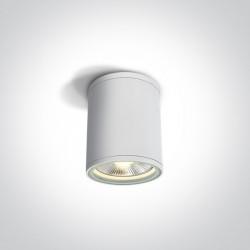 One Light lampa sufitowa 75W Stromi S 67132C/W IP54