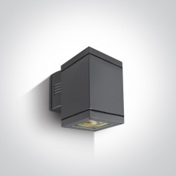 One Light kinkiet zewnętrzny Stromi K1 67132F/AN IP54