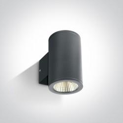 One Light kinkiet antracyt Bralos 67138/AN/W IP54