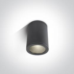 One Light lampa sufitowa zewnętrzna Modi 67138C/AN/W IP54