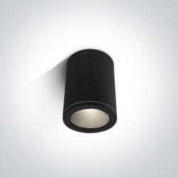 One Light lampa sufitowa zewnętrzna Modi 67138C/B/W IP54