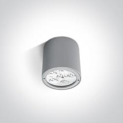 One Light lampa sufitowa zewnętrzna Modi 67138C/G/W IP54