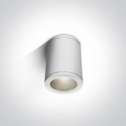 One Light lampa sufitowa zewnętrzna Modi 67138C/W/W IP54