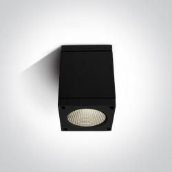 One Light lampa stropowa zewnętrzna Apostoli 67138D/B/W IP54