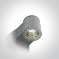 One Light kinkiet zewnętrzny Mavrogeia 67138E/G/W IP54