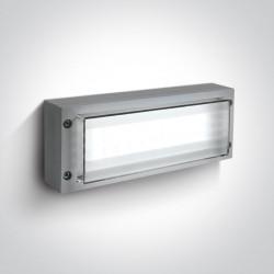 One Light kinkiet uniwersalny Goulemi 67174/G/D IP54
