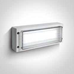 One Light kinkiet uniwersalny Goulemi 67174/W/D IP54