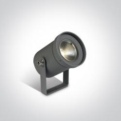 One Light lampa reflektor ogrodowy Zeli 67196A/AN/W IP65