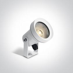 One Light lampa reflektor ogrodowy Katalima 67196BG/W IP65