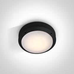 One Light plafon na zewnątrz Lagonisi 67204/B IP54