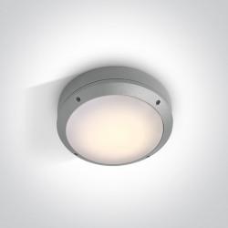 One Light plafon na zewnątrz Lagonisi 67204/G IP54