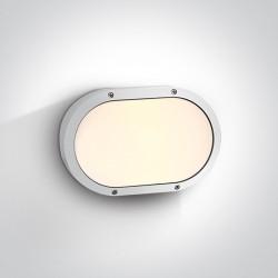 One Light plafon zewnętrzny Paximada 67204B/W IP54