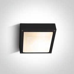 One Light plafon kwadrat zewnętrzny Kronia 67208/B IP54