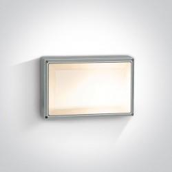 One Light plafon prostokąt Soros 67208B/G IP54