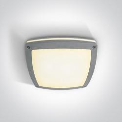 One Light plafon ozdobny zewnętrzny Eleon 67216/G IP54