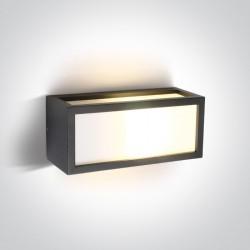One Light kinkiet elewacyjny antracytowy Tampouria 67328/AN IP54