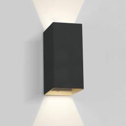 One Light kinkiet LED światło góra dół prostokąt Pellene 2 67398A/B/W IP54