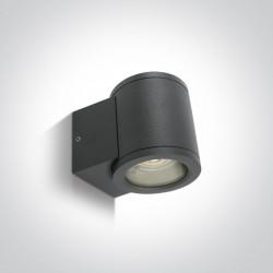 One Light kinkiet puszka na zewnątrz elewacja domu Cosmo 67400A/AN IP54