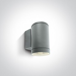 One Light kinkiet puszka na zewnątrz elewacja dom ogród Collio 67400D/G IP65