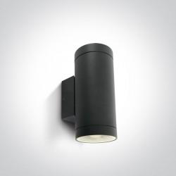 One Light kinkiet zewnętrzny elewacja dom ogród Collio 2 67400E/AN IP65