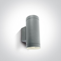 One Light kinkiet zewnętrzny elewacja dom ogród Collio 2 67400E/G IP65