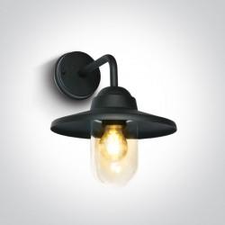 One Light kinkiet z żarówką zewnętrzny do ogrodu Casoli 67408/B