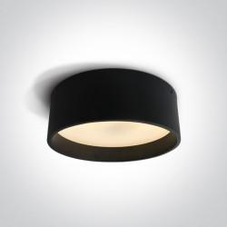 One Light plafon LED okrągły 45 cm idealny do wnętrz Sinora 2 67438A/B/W