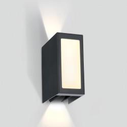 One Light kinkiet światło góra/dół z regulowaną wiązką Zavlani 67440/AN/W IP54