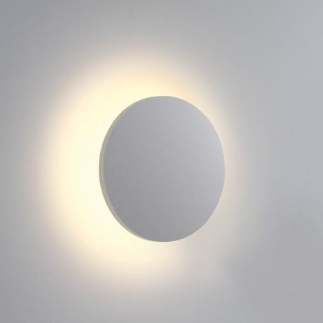 One Light kinkiet ścienny sufitowy podświetlany Fares 67450/W/W IP54