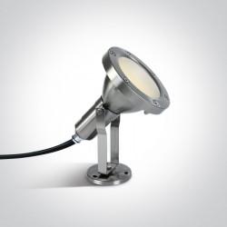 One Light reflektor ogrodowy ze stali nierdzewnej Nikon 7010 IP65