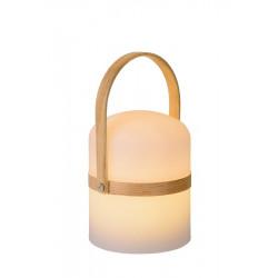 Lucide JOE biurkowa Lamp LED 3W 2800K H26.5cm biały 06800/03/31