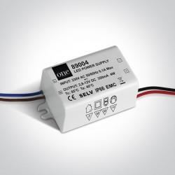 One Light zasilacz LED 350mA/opraw 1-4W