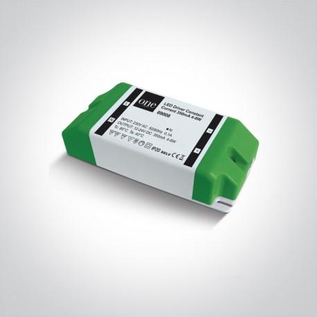 One Light zasilacz LED 350mA/opraw 4-8W