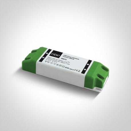One Light zasilacz LED 350mA/opraw 7-15W