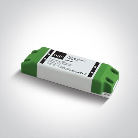 One Light zasilacz o stałym napięciu 15W 24V DC IP20