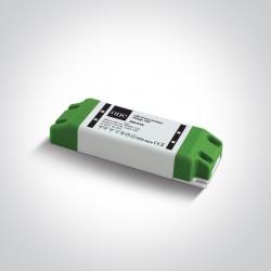 One Light zasilacz LED o stałym napięciu 15W 12V DC