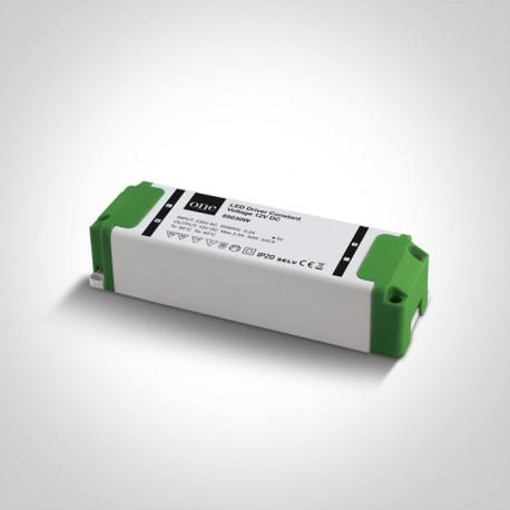 One Light zasilacz LED o stałym napięciu 30W 12V DC
