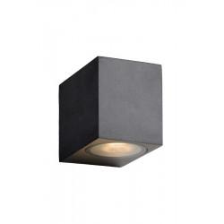Lucide ZORA-LED GU10/5W L9 W6.5 H8cm 22860/05/30 Kinkiet