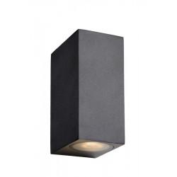 Lucide ZORA-LED 2xGU10/5W L9 W6.5 H1 22860/10/30 Kinkiet