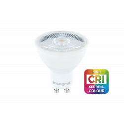 Integral LED Real Color CRI95 GU10 7W 2700K 380lm 38st 46-39-37