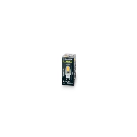 Integral LED G9 2W (20W) 2700K 160lm Non-Dimm 76-75-69