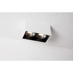 Labra Solid Lightbox 135.2 NT 2x11.6W 3-1085 Sufitowa